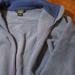 Other - Mens Viktage LL Bean Fleece Jacket Size M